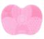 Lavador-De-Cosmeticos-Maquillaje-Cepillo-Limpiador-de-Silicona-Board-Mat-Pad-limpieza-de-herramienta miniatura 5