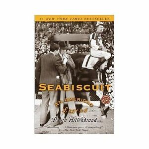 Ballantine Readers Circle Seabiscuit An American Legend By Laura Hillenbrand 2002 Paperback