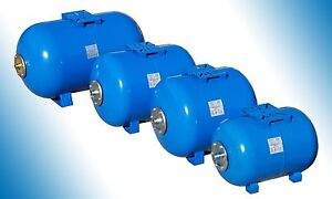 Druckkessel 24 l mit Membran Druckbehälter / Membrankessel | eBay