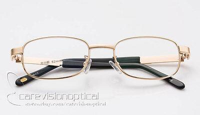 New Metal Full Rim Men's Reading Glasses UV400 Coating Lens Reader +1.00 ~+4.00