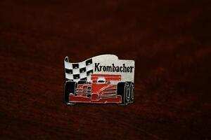 10x Krombacher Bier Pin Ferrari Formel 1 Formula 1 F1Beer Anstecker Pins Rarität