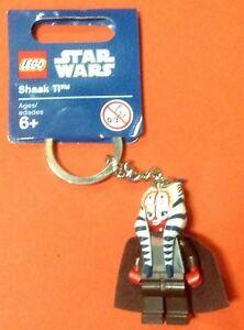 Lego-Star-Wars-Keychain-Shaak-Ti-Mini-Figure-With-Tag-Brand-New