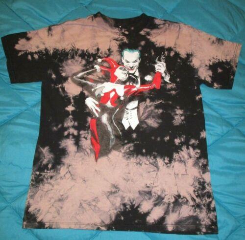 Harley Quinn Graphic Sweatshirt DC Comics Batman Joker Black NWT