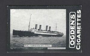 OGDENS-TABS-GENERAL-INTEREST-D-151-SS-DEUTSCHLAND