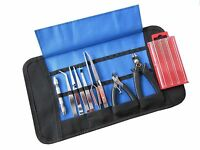 Set 6 Craft Model Hobby Tools Kit Suit Jewellery Makers & Scale Modellers & Case