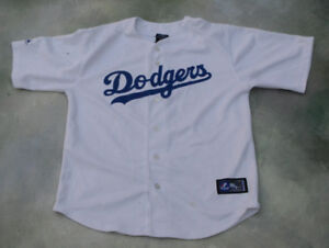 73baf9cea Majestic MLB Los Angeles Dodgers Russell Martin  55 Jersey Pictures ...