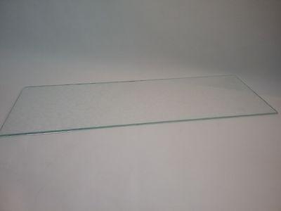Gorenje Privileg Glasscheibe Glasplatte 470x174 mm für Kühlschrank