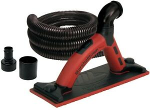 Drywall Vacuum Sander With 6 Ft Hose Clean Dustless