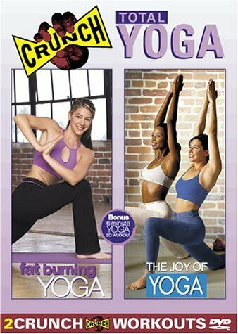 crunch  the perfect yoga workout the joy of yoga  fat