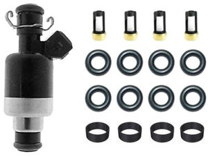Rochester-Fuel-Injector-Rebuild-Repair-Kit-for-Chevy-GM-Oring-Seals-Filter-4-Cyl