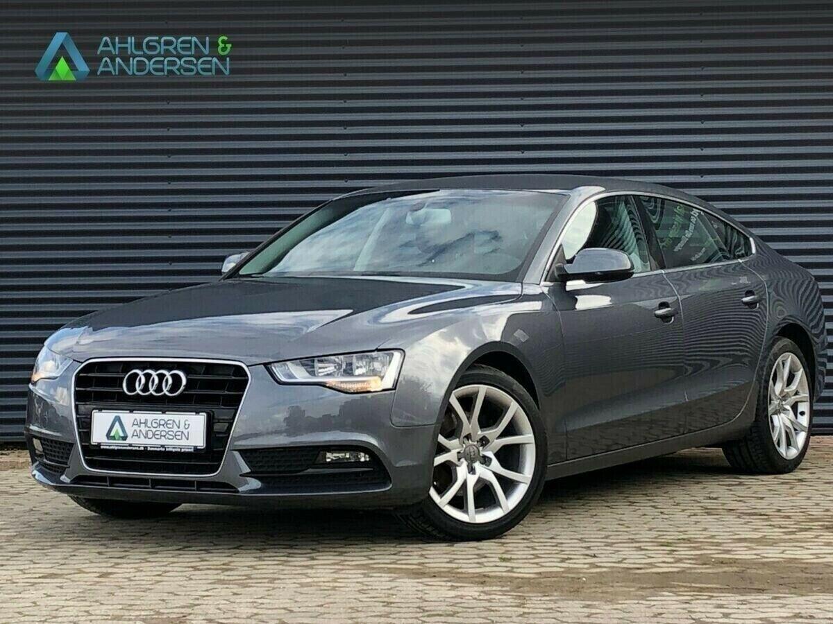 Audi A5 2,0 TDi 190 SB 5d
