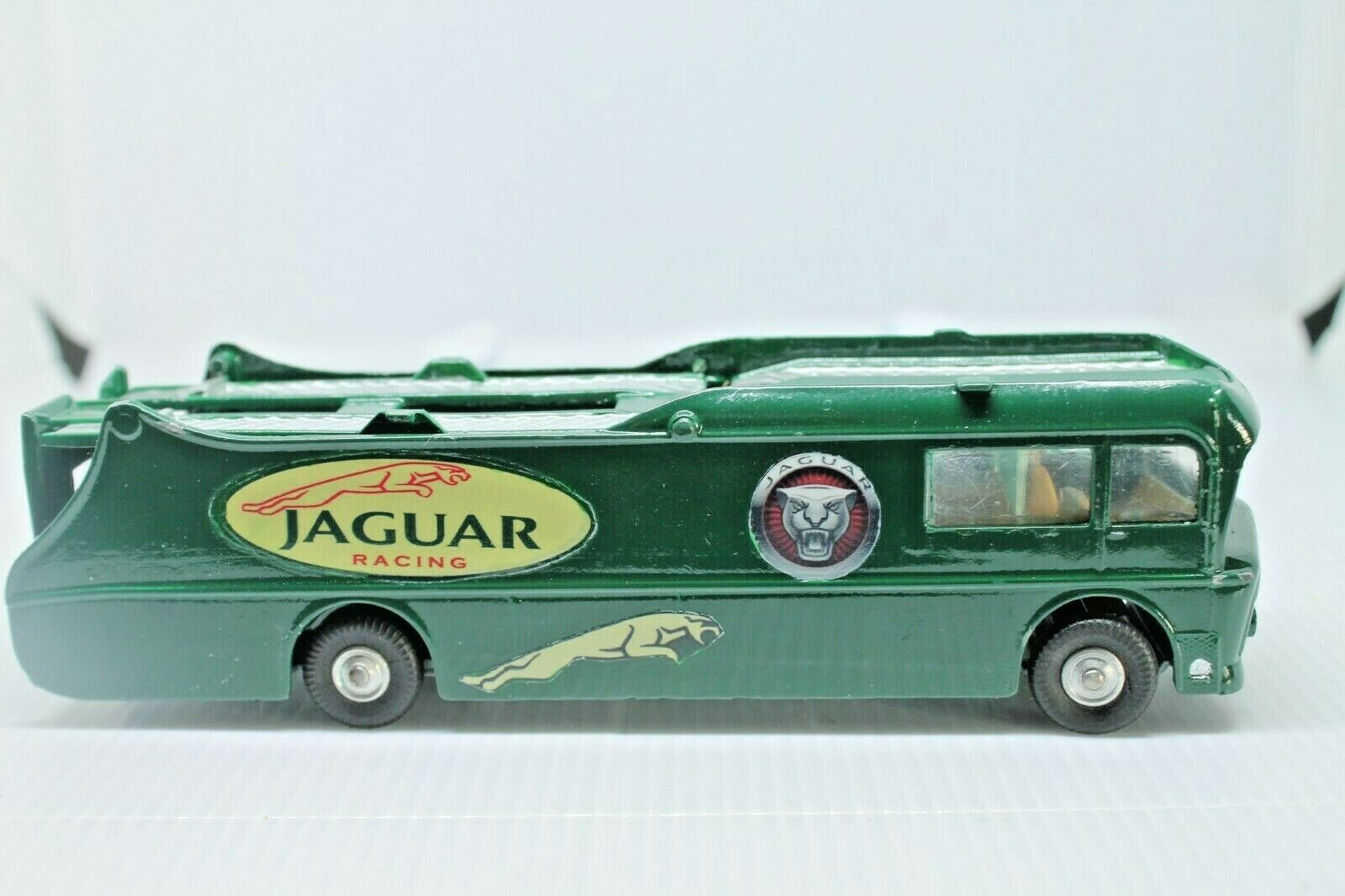 Corgi toys 1126  Ecurie Ecosse Racing Car transportador jaguar   OVP  código 3