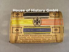 Patriotischer Briefbeschwerer, Garde Fußartillerie Regiment, GFAR, EK II, Orden
