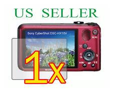 1x Sony CyberShot DSC-HX10V DSC-HX10 Clear LCD Screen Protector Guard Film