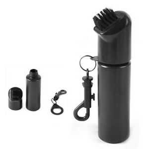 Golf-Club-Scrub-Wet-Cleaning-Brush-Washer-Refillable-Water-Bottle-w-Bag-Clip-3la