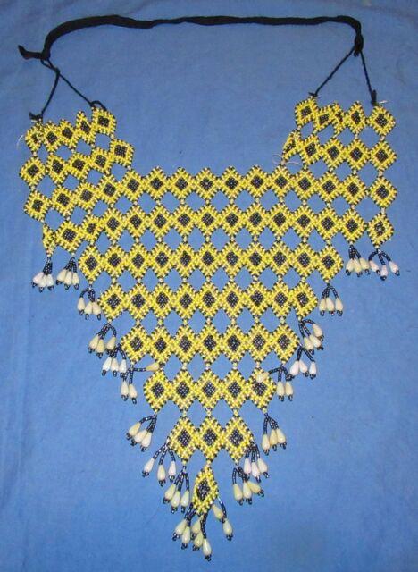 Necklace Beaded Afghan Kuchi Tribal 16