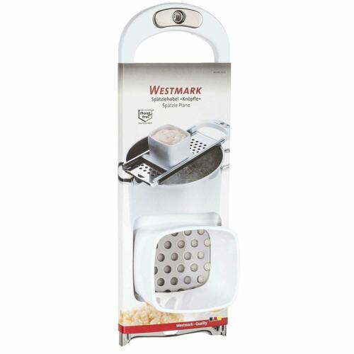 Grattugia per Spatzle Macchinetta scorrevole per gnocchetti e pasta tirolesi