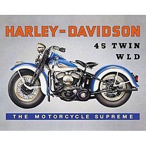 Harley-Davidson-45-Doble-Wld-Acero-Iman-de-Nevera-Fd
