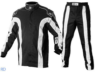 PRO 1 RACING /& SAFETY PRODUCTS SFI MEDIUM 5 PANTS RED