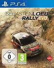 Sébastien Loeb Rally Evo (Sony PlayStation 4, 2016, DVD-Box)