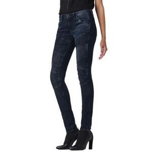 G-Star 5620 Custom Mid Waist Skinny Damen Jeans Hose Jeanshose Röhrenjeans