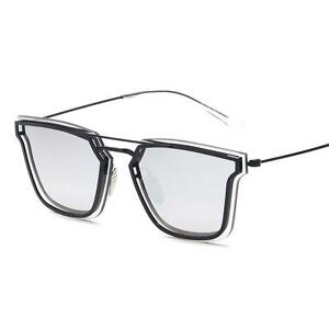 114735cc7a Image is loading New-0204S-Mirrored-Lens-Men-Women-Sunglasses-Christian-