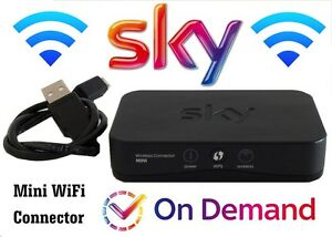 Details about Sky wireless MINI WiFi ON DEMAND connector SD501