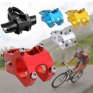 Bicycle Aluminium Alloy Handlebar Mountain Bike MTB Cycling Stem 31.8mm