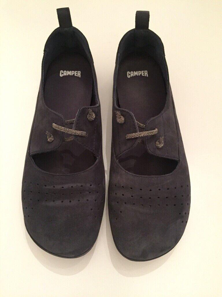 CAMPER  Gr.38 Ballarina RIGHT NINA    neuwertige Damen Schuhe