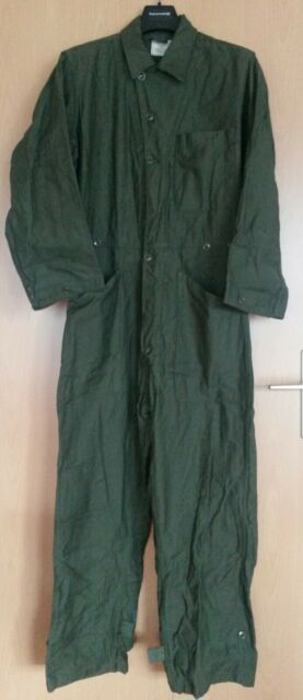 US ARMY Coverall, Cotton, Sateen, Small, NEU (NOS) Overall Mechanics Reenactment