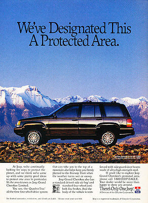 Snow Classic Vintage Advertisement Ad D73 1973 Jeep Wagoneer