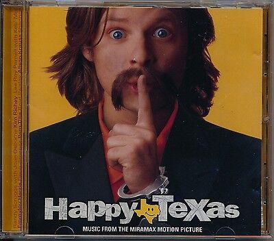 Happy Texas Soundtrack Cd Like New Ebay