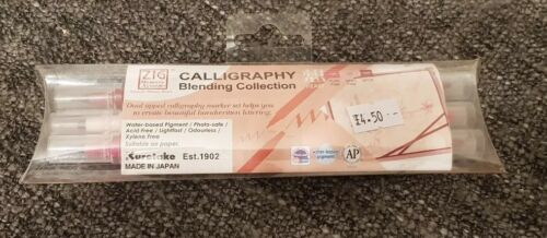 Zig Memory System Calligraphy Blending Collection