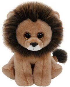 Ty Beanie Babies Lion @ Louie @ Taille L - 33 Nouveau Gloubinours's Beanie Boo's-afficher Le Titre D'origine Acheter Un Donner Un