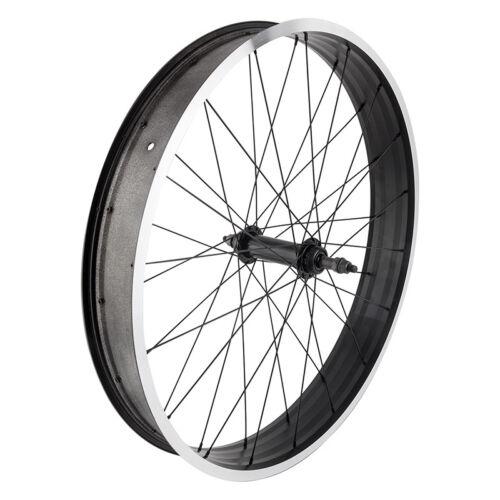 WM Wheel Rear 26x4.0 559x73 Wm Xp736 Bk Msw 36 Wm Fb1000 Stl 5//7sp Bo Bk 170mm 1