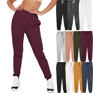 ALWAYS Women Drawstrings Jogger Sweatpants Tag S//M Skinny Fit Premium Soft Stretch Pockets Track Pants Paisley US S