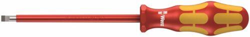 Wera 160 i//6 Kraftform Plus Series 100 VDE Insulated Screwdriver Set 05006145001