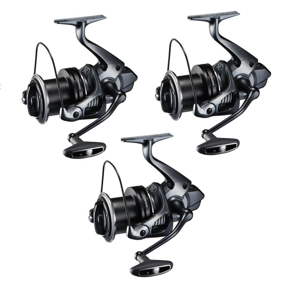 Shimano 3x Ultegra CI4+ 5500 Xtc Nuevo Cocherete de Pesca de Cochepa-ultci 45500XTC