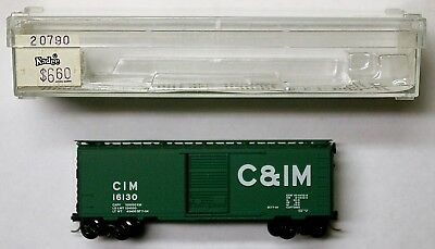 MTL Micro-Trains 20790 Chicago Illinois Midland CIM 16130