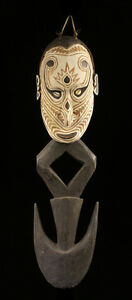 Crochet-iatmul-food-hook-tribal-art-art-du-sepik-papouasie-nouvelle-guinee