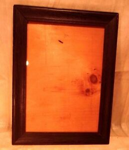 Antique QUARTER SAWN OAK arts and crafts frame12 1/2 x16 1/4 holds10 3/4x13 3/ 4