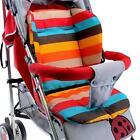 Waterproof Baby Kids Stroller Pushchair Car Seat Padding Pram Liner Pad Cushion
