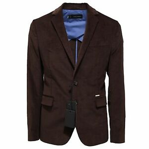 best service e2229 738b1 Details about 90988 giacca DSQUARED D2 giacce capo spalla uomo jacket men