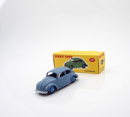 DeAgostini 1:43 DINKY TOYS 181 VOLKSWAGEN DIECAST CAR MODEL MINIATURE COLLECTION
