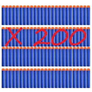 200-Pcs-Balles-pour-NERF-recharge-pour-pistolet-Jouet-enfant-de-tir-3-couleurs