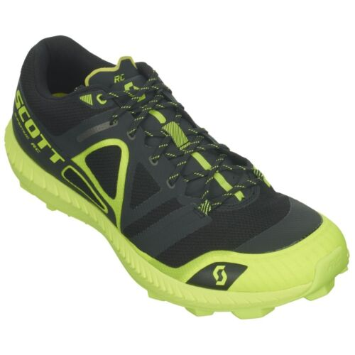 Scott SCO supertrac RC Zapatillas negro amarillo
