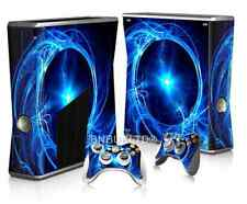Skin Sticker For XBOX 360 Slim Console Controller Decal Vinyl
