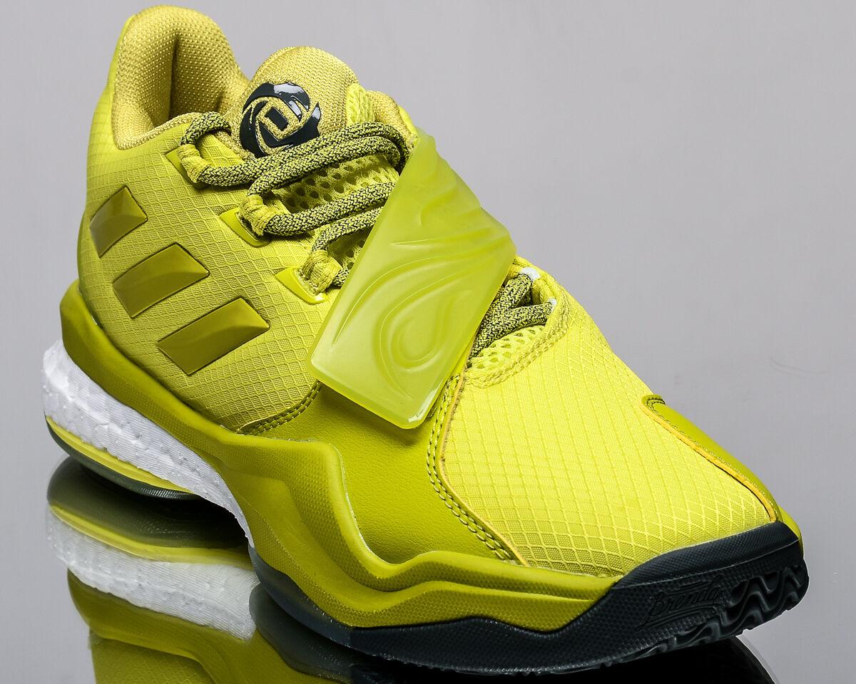 Adidas D basketball Rose Englewood Boost men basketball D schuhe Turnschuhe NEW dirty yellow 2178f8