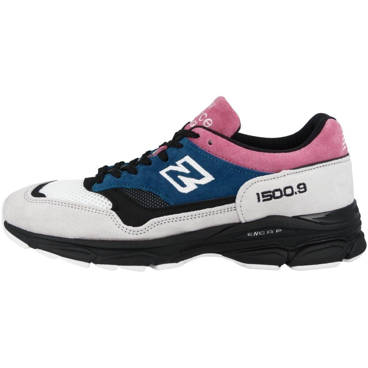 New Balance M 1500.9 SC Schuhe Made in England Sneaker pink Blau schwarz M15009SC