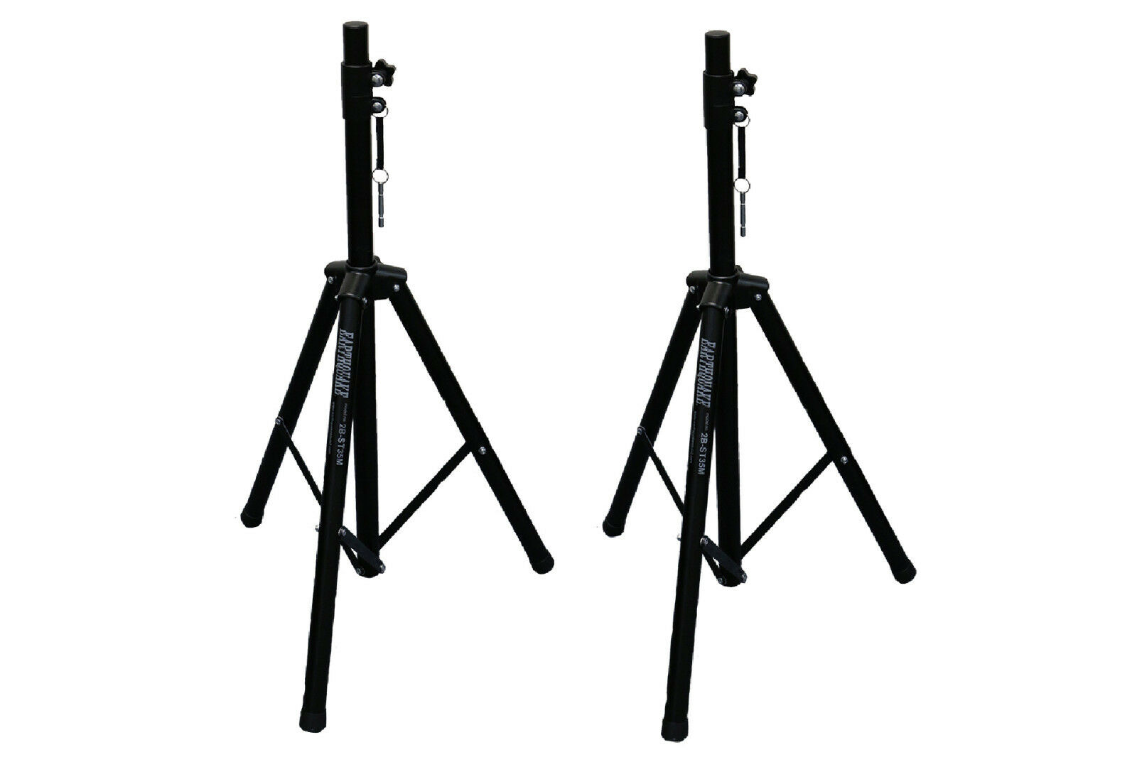 Earthquake Sound 2B-ST35M Heavy Duty Pro-audio Speaker Stands